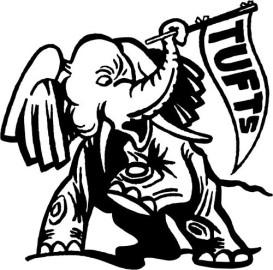 tufts old logo